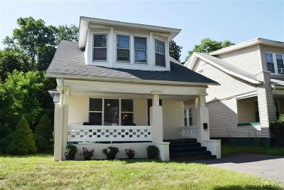 Albany Single Family Home Active-Under Contract: 13 Cleveland St