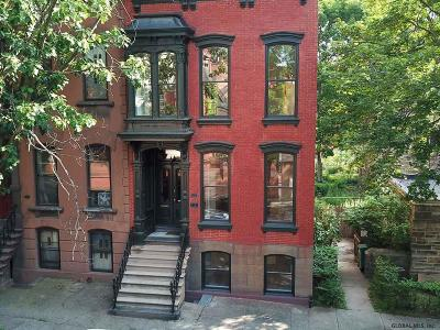 Albany Single Family Home Active-Under Contract: 219 Lancaster St