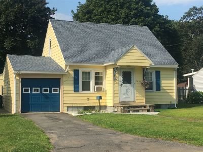 Schenectady Single Family Home For Sale: 2049 Careleon Rd