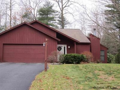 Clifton Park, Malta, Ballston Spa, Ballston Single Family Home For Sale: 54 Meadow Rue Pl