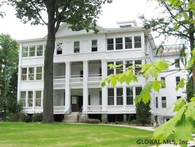 Saratoga Springs Single Family Home For Sale: 45 Greenfield Av #Unit 13