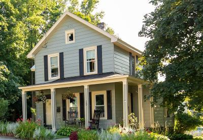Ballston Spa, Round Lake Single Family Home For Sale: 19 Court St
