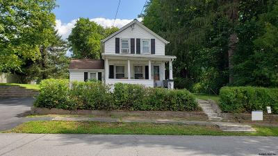 Clifton Park, Malta, Ballston Spa, Ballston Single Family Home For Sale: 52 Middle St