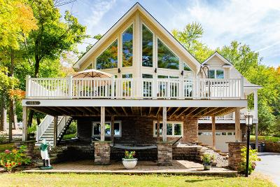 Saratoga County Single Family Home For Sale: 63a Spring Water Dr