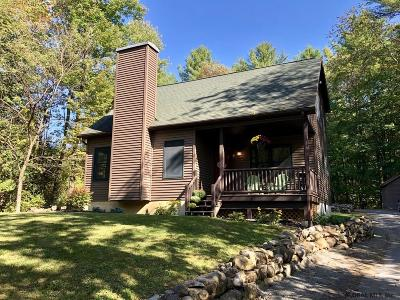 Queensbury, Fort Ann Single Family Home For Sale: 2320 Ridge Rd