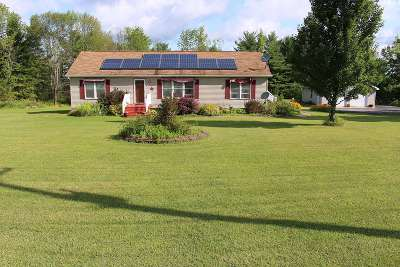 Duanesburg Single Family Home For Sale: 2422 Gage Rd