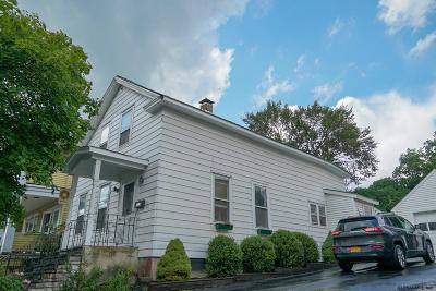 Cohoes Single Family Home Active-Under Contract: 171 Vliet Blvd