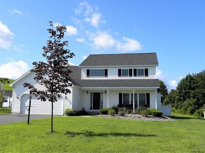 Mechanicville, Stillwater Single Family Home For Sale: 52 Dormie Av