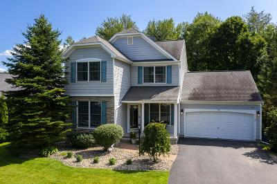 Malta Single Family Home For Sale: 25 Thistle Dr