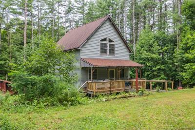 Wells Single Family Home For Sale: 131 Buttermilk Hill Rd