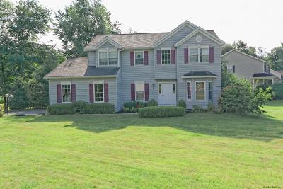 Colonie Single Family Home For Sale: 4 Lupe Way