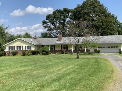 Columbia County Single Family Home For Sale: 411 Gale Hill Rd