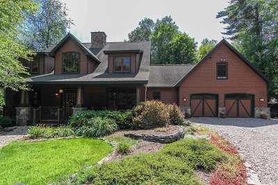 Lake George Single Family Home For Sale: 39 Carriage Hill