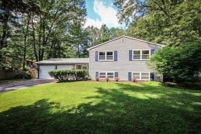 Saratoga Single Family Home For Sale: 40 Rip Van La
