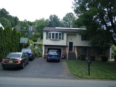 Colonie Single Family Home For Sale: 26 Ahl Av