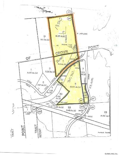 Essex County Residential Lots & Land For Sale: Stoney Lonesome Rd