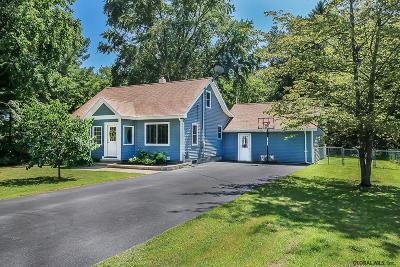 Glenville Single Family Home For Sale: 27 Edmel Rd