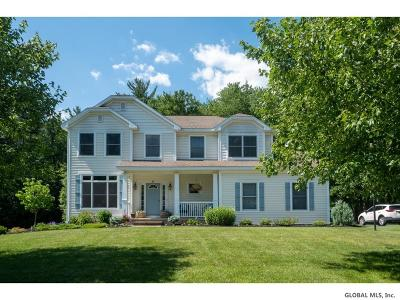Ballston, Ballston Spa, Malta, Clifton Park Single Family Home Active-Under Contract: 39 Liberty Way