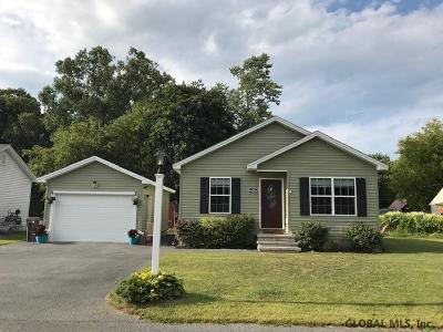 South Glens Falls Single Family Home For Sale: 25 Grand Blvd