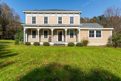 Columbia County Single Family Home For Sale: 76 Albany Turnpike