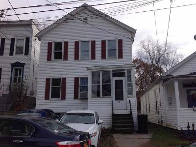 Troy Two Family Home For Sale: 18 Grant Av
