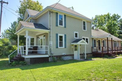 Clifton Park, Malta, Ballston Spa, Ballston Single Family Home For Sale: 160 East High St
