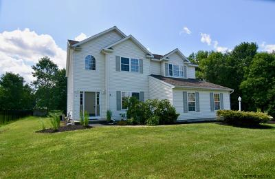 Clifton Park Single Family Home For Sale: 6 Mallard Dr