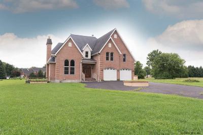 Rensselaer County Single Family Home For Sale: 12 Catherine Av