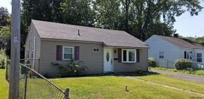 East Greenbush Single Family Home For Sale: 206 Spring Av East