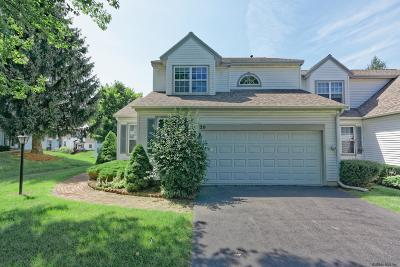East Greenbush Single Family Home For Sale: 28 Empire Cir