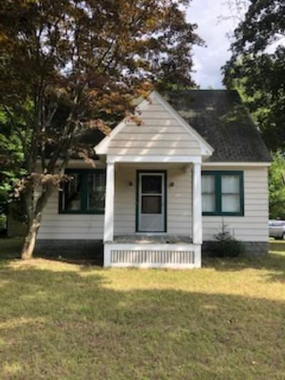 Glenville Single Family Home New: 484 Saratoga Rd