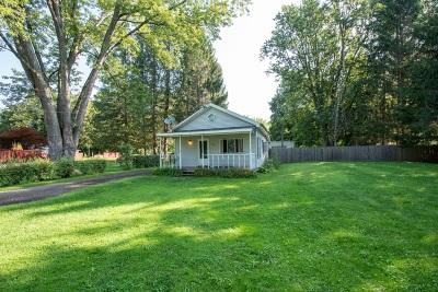 Glenville Single Family Home New: 216 Hetcheltown Rd