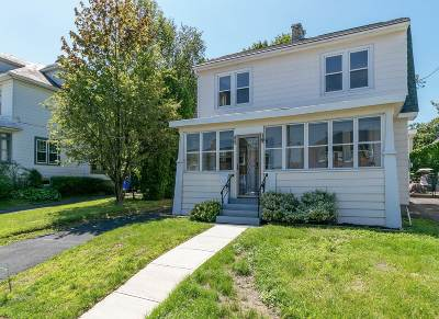 Albany Single Family Home For Sale: 592 Mercer St