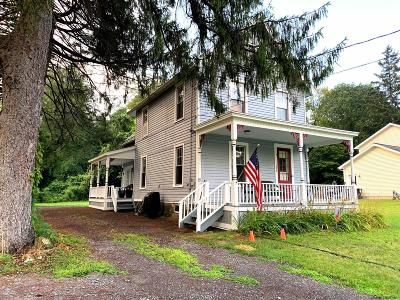 Albany County, Saratoga County, Schenectady County, Warren County, Washington County Single Family Home For Sale: 186 Lake Hill Rd