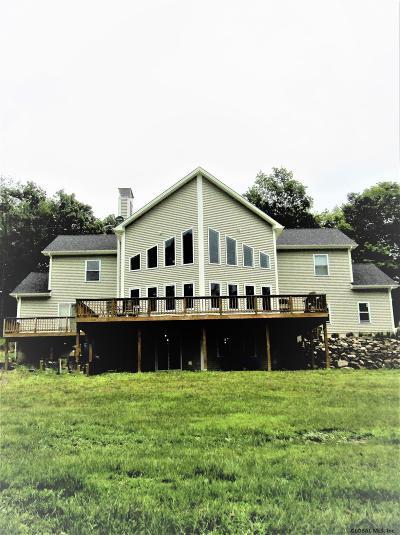 Argyle NY Single Family Home New: $489,000