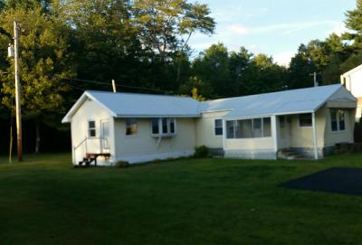 Saratoga County Single Family Home For Sale: 124 Comstock Rd