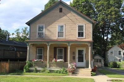Saratoga Single Family Home For Sale: 79 Lincoln Av