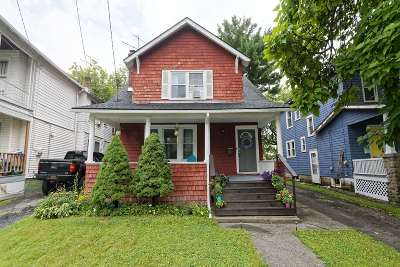 Menands Single Family Home For Sale: 26 Glenwood Rd
