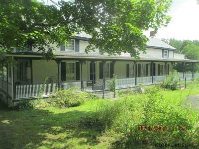 New Lebanon NY Single Family Home New: $225,000