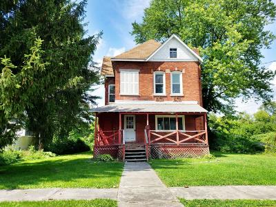 Fort Plain Single Family Home For Sale: 9 Lincoln St