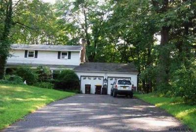 Clifton Park Single Family Home For Sale: 7 Collins Ct