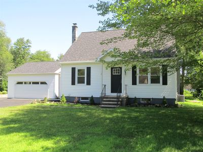 Albany County, Saratoga County, Schenectady County, Warren County, Washington County Single Family Home For Sale: 126 Vaughn Rd