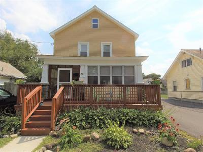 Glens Falls Single Family Home Active-Under Contract: 30 Stewart Av