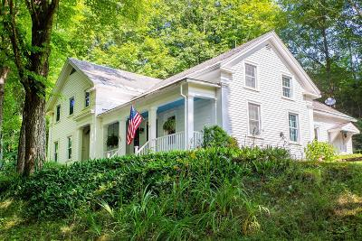 Salem Single Family Home For Sale: 223 Hickory Hill Rd