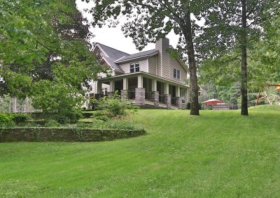 Single Family Home New: 482 Sand Hill Rd