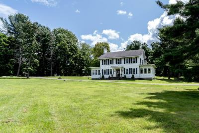 Rensselaer County Single Family Home For Sale: 4637 Ny Highway 43