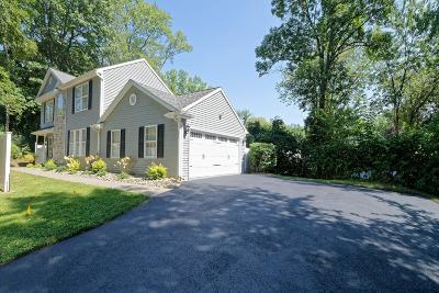 Niskayuna Single Family Home For Sale: 202 Fairfax Av
