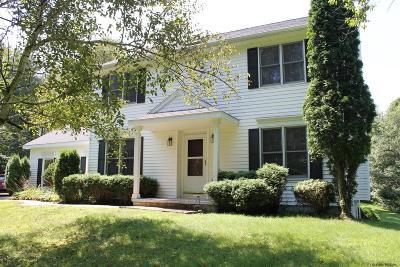 Albany County, Saratoga County, Schenectady County, Warren County, Washington County Single Family Home For Sale: 778 Gutha Rd