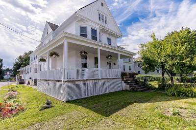 Single Family Home For Sale: 20 Main St