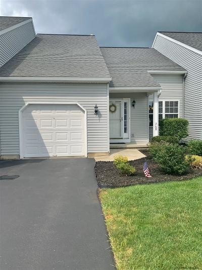 Halfmoon Single Family Home For Sale: 26b Pointe West Dr